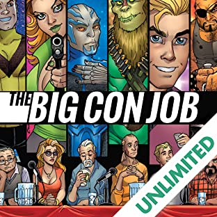 Palmiotti and Brady's The Big Con Job