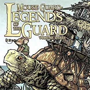 Mouse Guard: Legends of the Guard Vol. 3: NULL