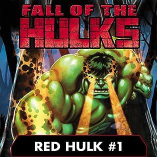 Fall of the Hulks: Red Hulk (2010)