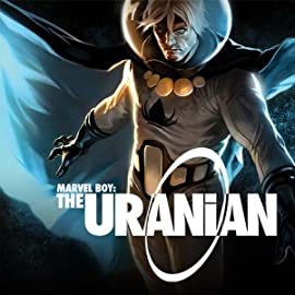 Marvel Boy: The Uranian (2010)