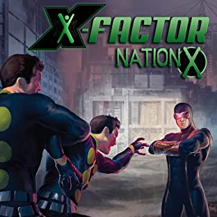 Nation X: X-Factor, Tome 1