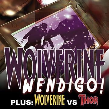 Wolverine: Wendigo! (2010)