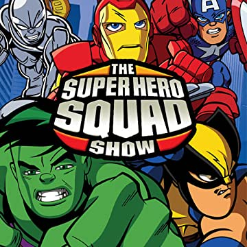 Super Hero Squad (2010)