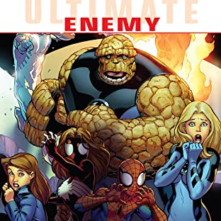 Ultimate Comics Enemy, Vol. 1