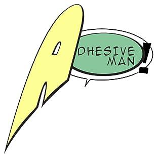 Adhesive Man
