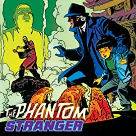 The Phantom Stranger (1969-1976), Vol. 1