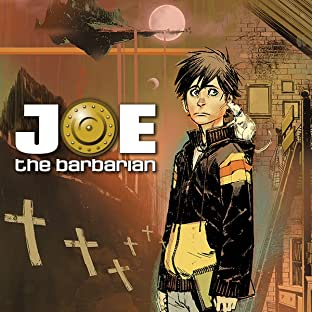 Joe the Barbarian, Vol. 1