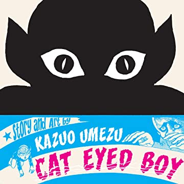 Cat Eyed Boy