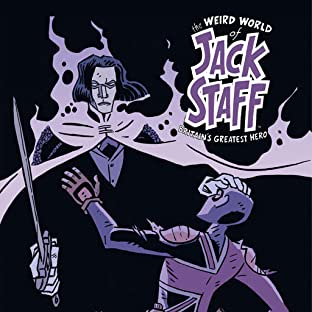The Weird World of Jack Staff
