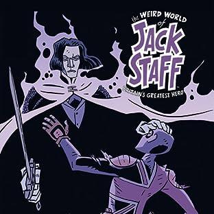 The Weird World of Jack Staff