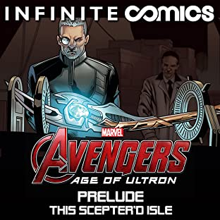 Avengers: Cinematic Infinite Comic