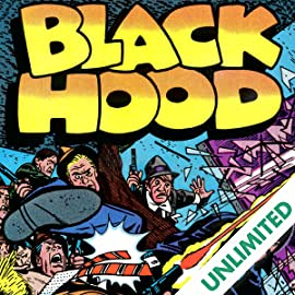 The Black Hood (Red Circle Comics)