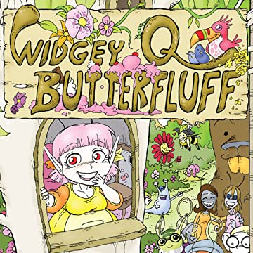 Widgey Q Butterfluff