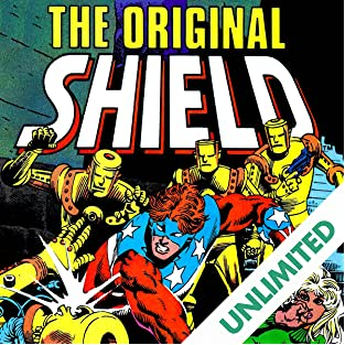 The Original Shield (Red Circle Comics)