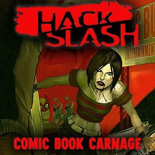 Hack/Slash: Comic Book Carnage (Devil's Due)