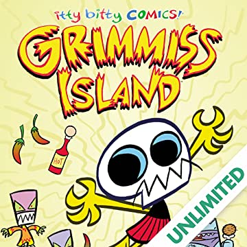 Itty Bitty Comics Grimmiss Island