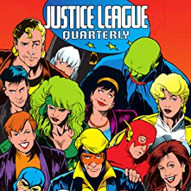Justice League Quarterly (1990-1994)