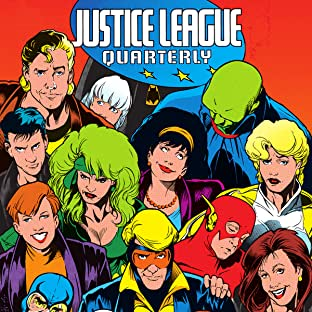 Justice League Quarterly (1990-1994)