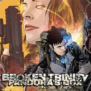 Broken Trinity Pandora's Box, Tome 1