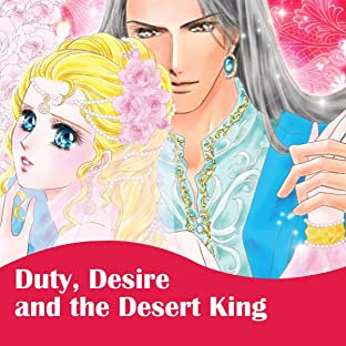 Duty, Desire and the Desert King