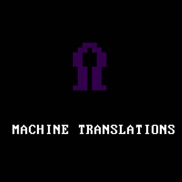 Machine Translations: A Robot's Path to Self-Expression and Learning to Live With Organics