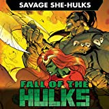 Fall of the Hulks: The Savage She-Hulks (2010)