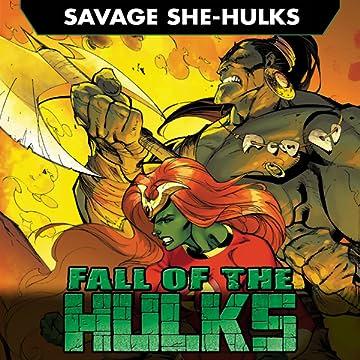 Fall of the Hulks: The Savage She-Hulks (2010)