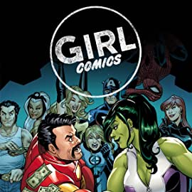 Girl Comics (2010), Vol. 1