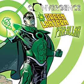 Convergence: Green Lantern/Parallax (2015)