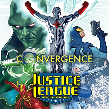 Convergence: Justice League International (2015)