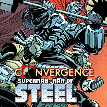 Convergence: Superman: Man of Steel (2015)