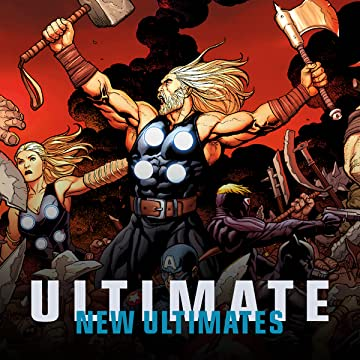Ultimate Comics New Ultimates
