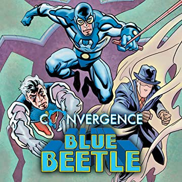 Convergence: Blue Beetle (2015)
