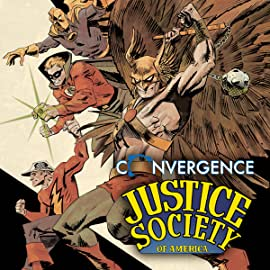 Convergence: Justice Society of America (2015)