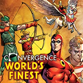Convergence: World's Finest (2015)