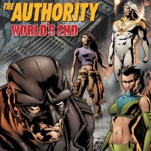 The Authority, Vol. 5