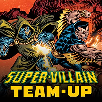 Super-Villain Team-Up (1975-1980)