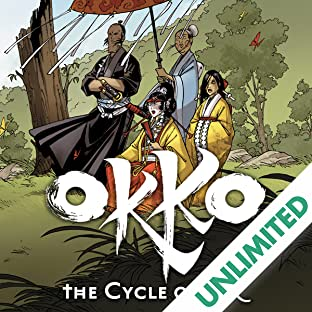 Okko Vol. 3: The Cycle of Air