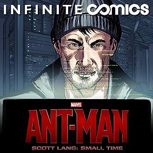 Marvel's Ant-Man - Scott Lang: Small Time MCU Infinite Comic