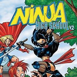 Ninja High School, Vol. 2