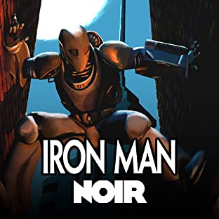 Iron Man Noir, Tome 1