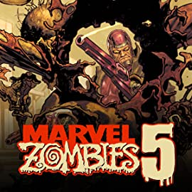 Marvel Zombies 5