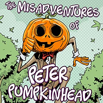 The Misadventures of Peter Pumpkinhead