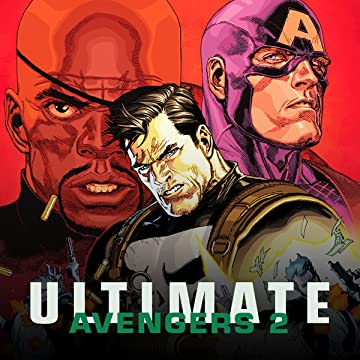 Ultimate Comics Avengers 2