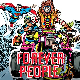 The Forever People (1971-1972)