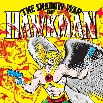 The Shadow War of Hawkman (1985)