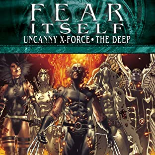 Fear Itself: Uncanny X-Force / The Deep