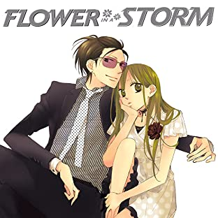 Flower in a Storm