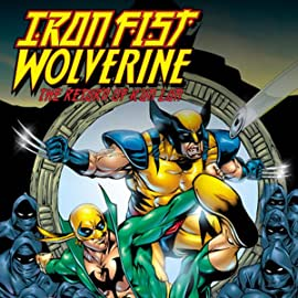 Iron Fist/Wolverine (2000-2001)