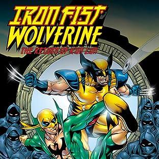 Iron Fist/Wolverine (2000-2001)